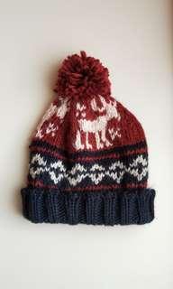 🚚 二手❤Net毛線帽子