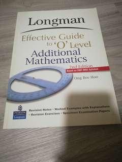 Longman Guide on A-Math