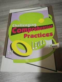 'O' Level Comprehension Practices