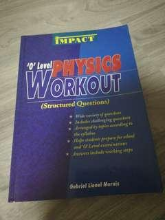 'O' Level Physics Workout Questions