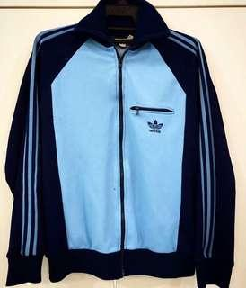 Vtg Adidas Sweater Made in France 1980's