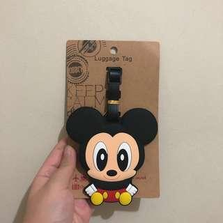 Mickey Luggage Tag Koper