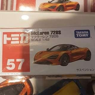 Tomica McLaren 720S