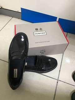🚚 Hunter 雨鞋 樂福鞋 牛津鞋