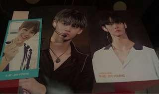 Wanna One Bae Jinyoung set