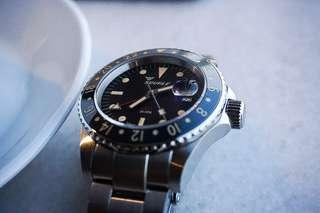 Squale Atmos 30 GMT