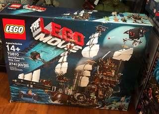 Lego 70810 Metalbeard's Sea Cow