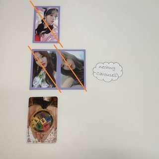 [WTS] TWICE Sana Photocards