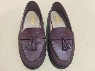 Loafer Amble Red Cherry