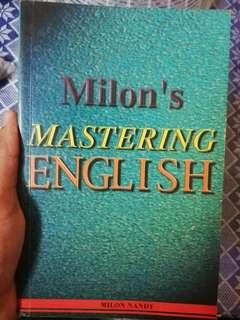 Mastering English by Milon Nandy
