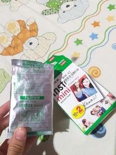 Instax Refil / Isi Polaroid