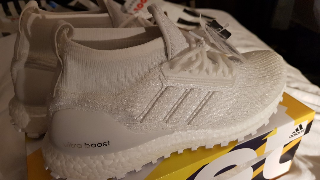 f428950d22f0 Adidas UltraBOOST All Terrain - Triple white