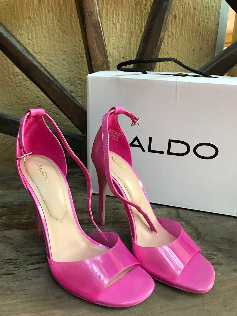 Aldo Barbie Pink Heels, Women's Fashion