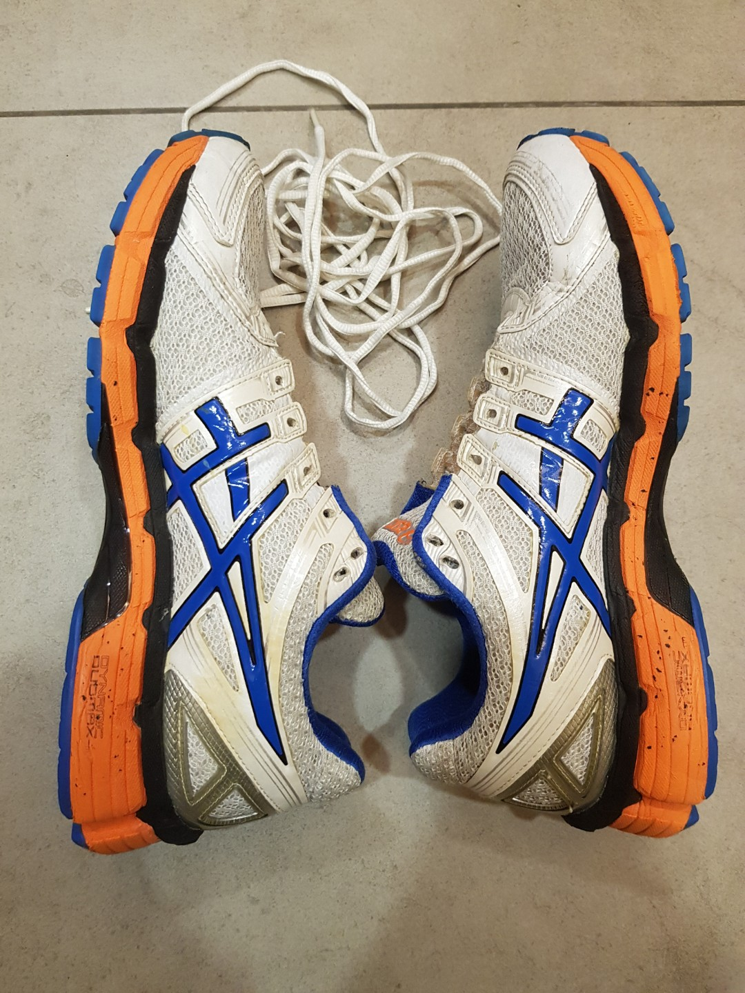 asics gel kayano 19 mens running