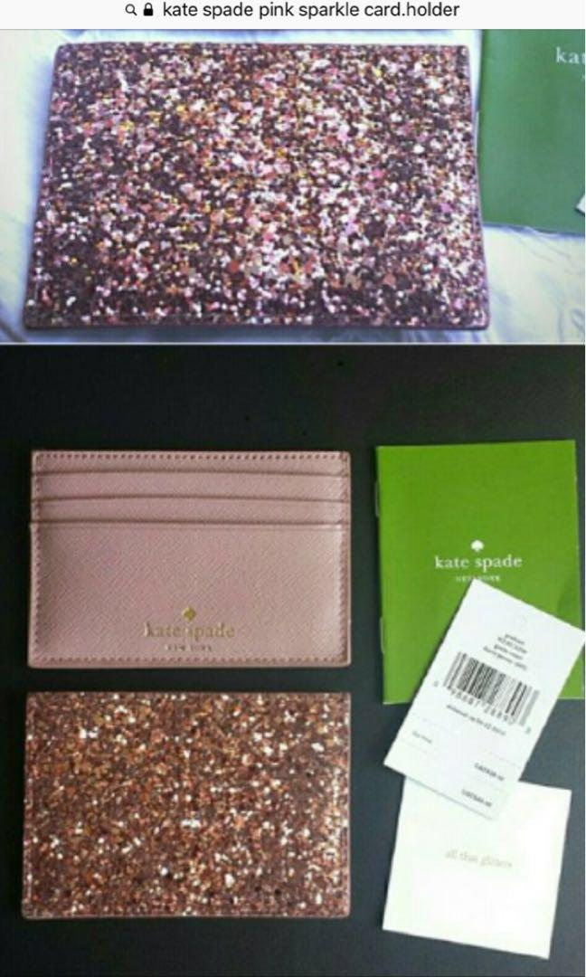 Brand new kate spade card holder