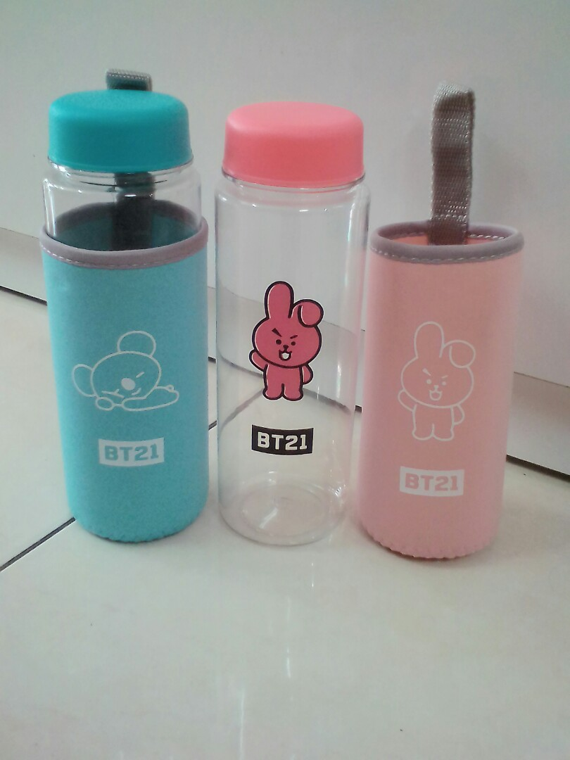 Bt21 Botol Minum Looking For On Carousell