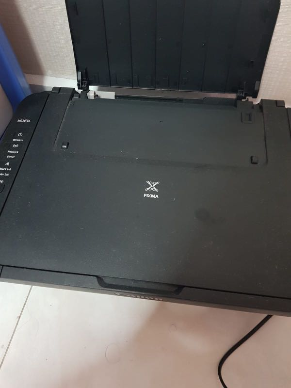 Canon MG30705 Printer