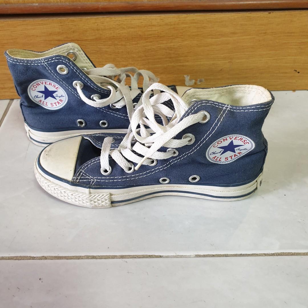 b40ac3c65988a0 Converse Chuck Taylor All Stars Kids Children Sneakers Us12 Uk11.5 ...