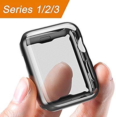 6e64ac2633f64 E. Corki Apple Watch Case 42mm Screen Protector