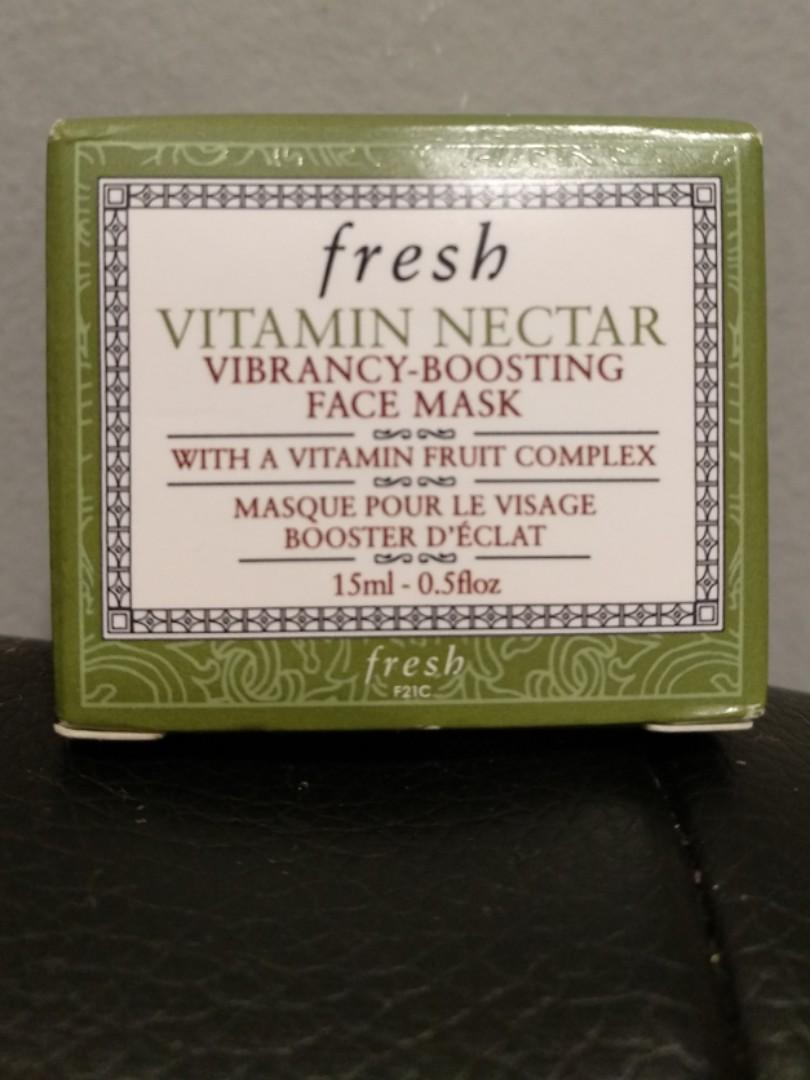 Fresh vitamin nectar mask 15ml