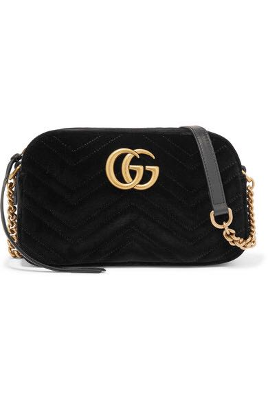 Gucci Marmont crossbody bag 0f1e6fcfb4ca7