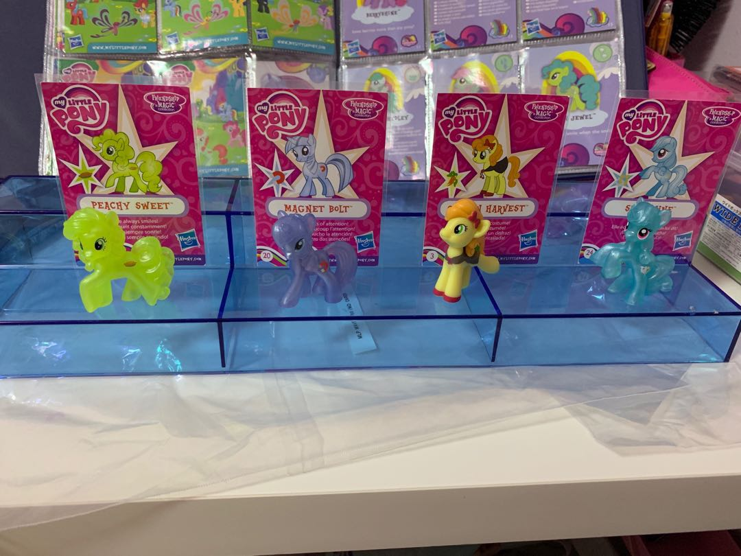 My Little Pony Blind Bag Wave 16 Figures With Card Retired Toys