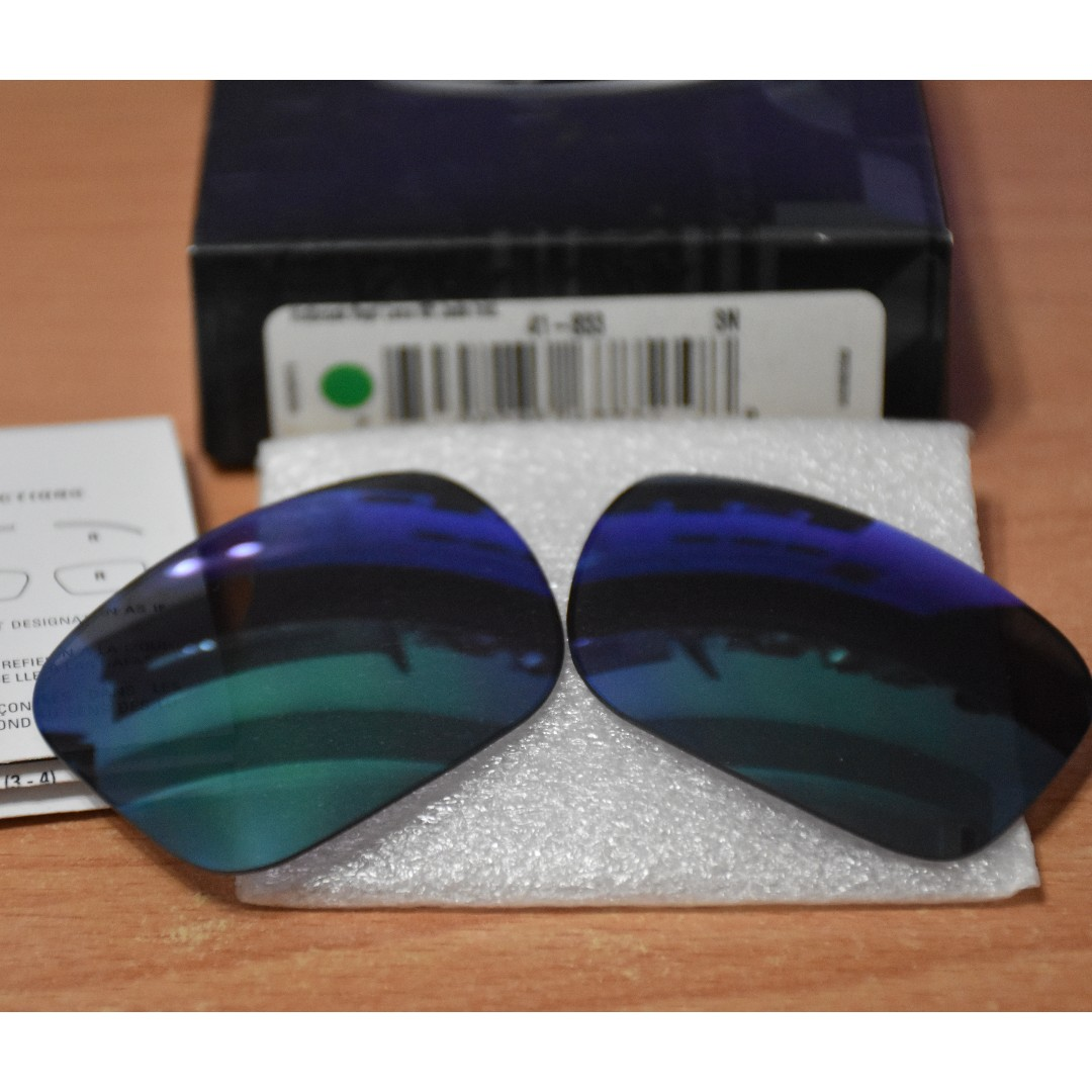 c63493a7894b2 Oakley Holbrook Replacement Lens - Jade Iridium (41-833)