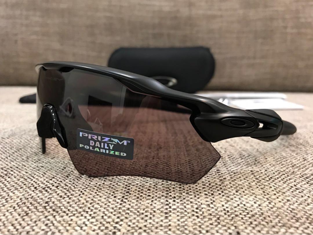 922a399a834 Oakley™ RADAR EV Path (Matte Black Prizm Daily Polarized)