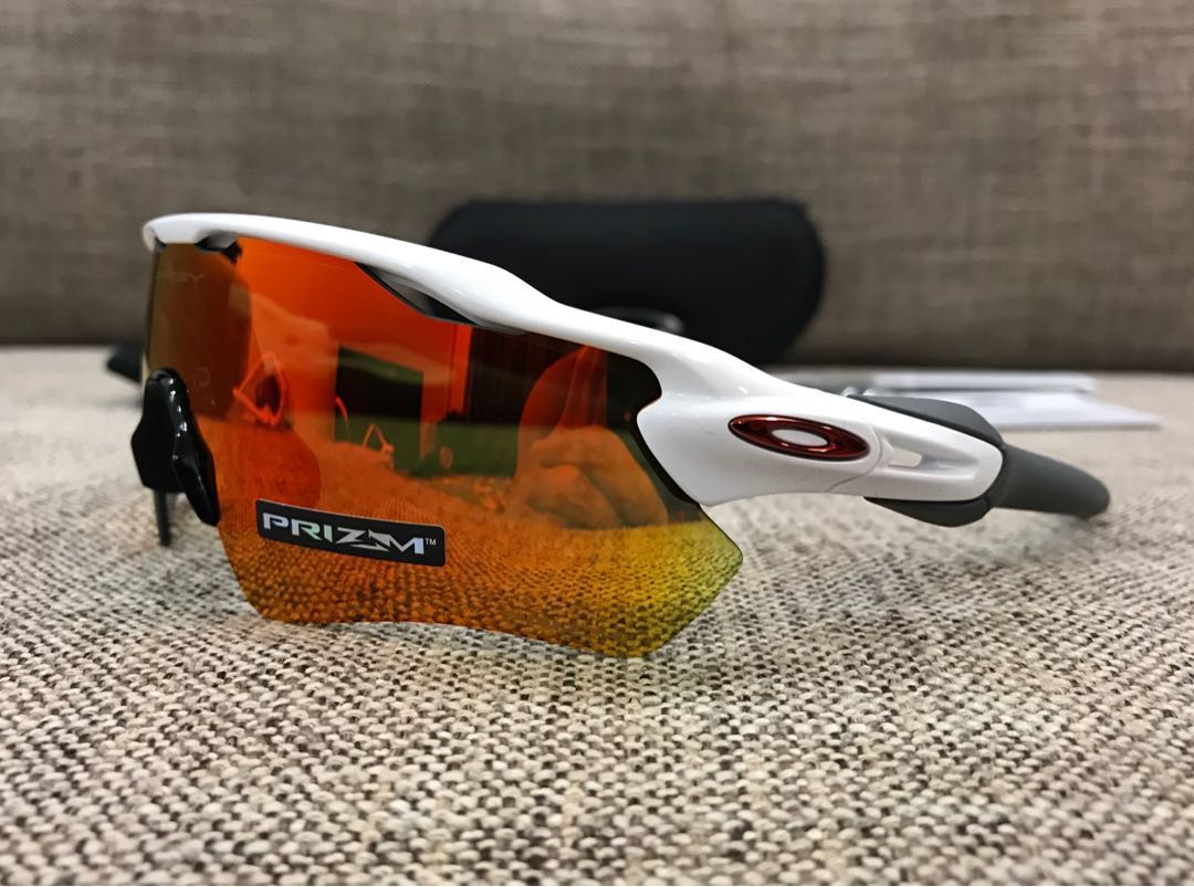 974c8fd6f3 Oakley™ RADAR EV Path (Polished White Prizm Ruby)