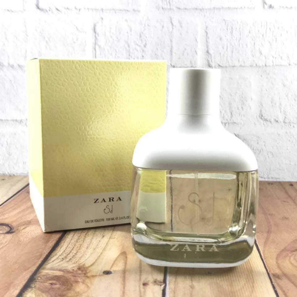 Parfum Zara Solar Sd For Woman Original Non Box Health Beauty