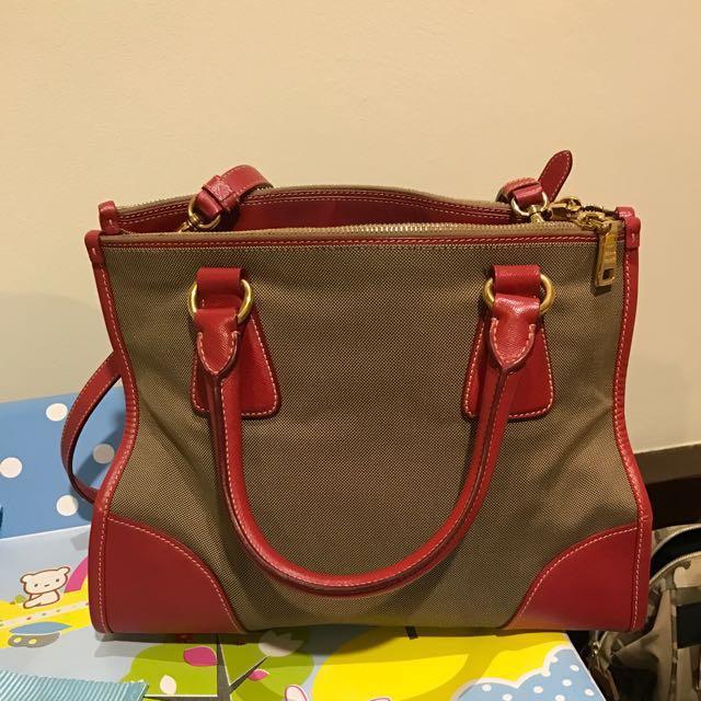 0b7cbcce67 Prada Bag (price Reduced )