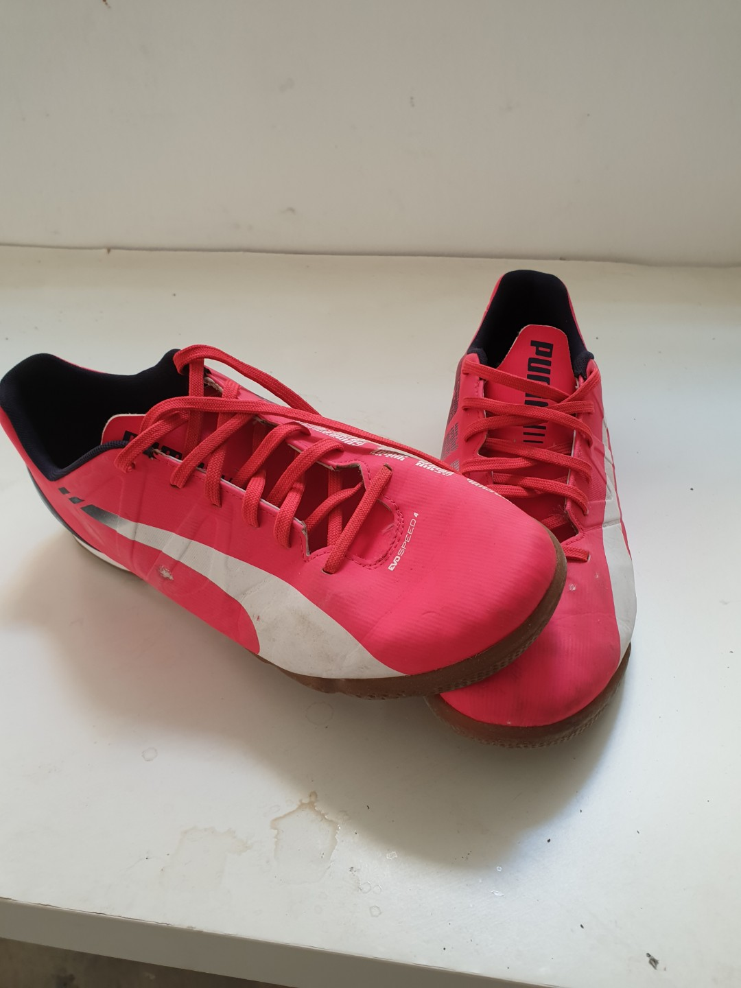 8af0dbba2243 Puma street soccer shoe, Men's Fashion, Footwear, Others on Carousell