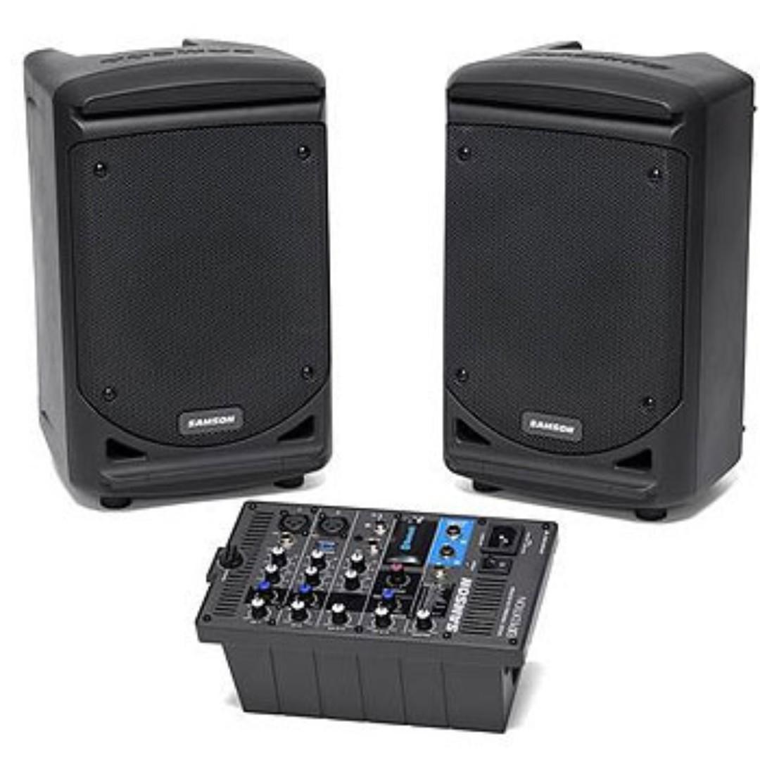 Samson Expedition XP300 300-Watt Portable PA All-in-one Sound System