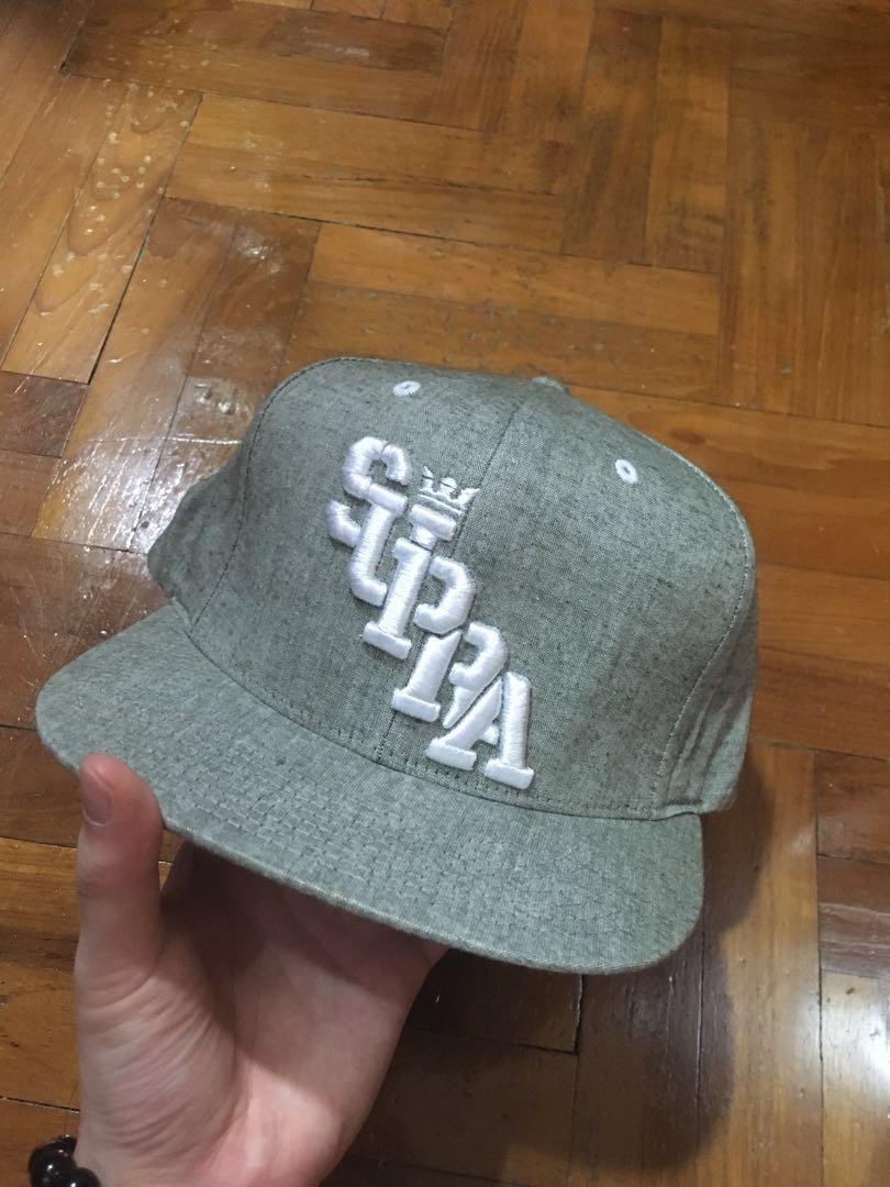 deac35764 Supra Starter Snapback Baseball Skater Cap