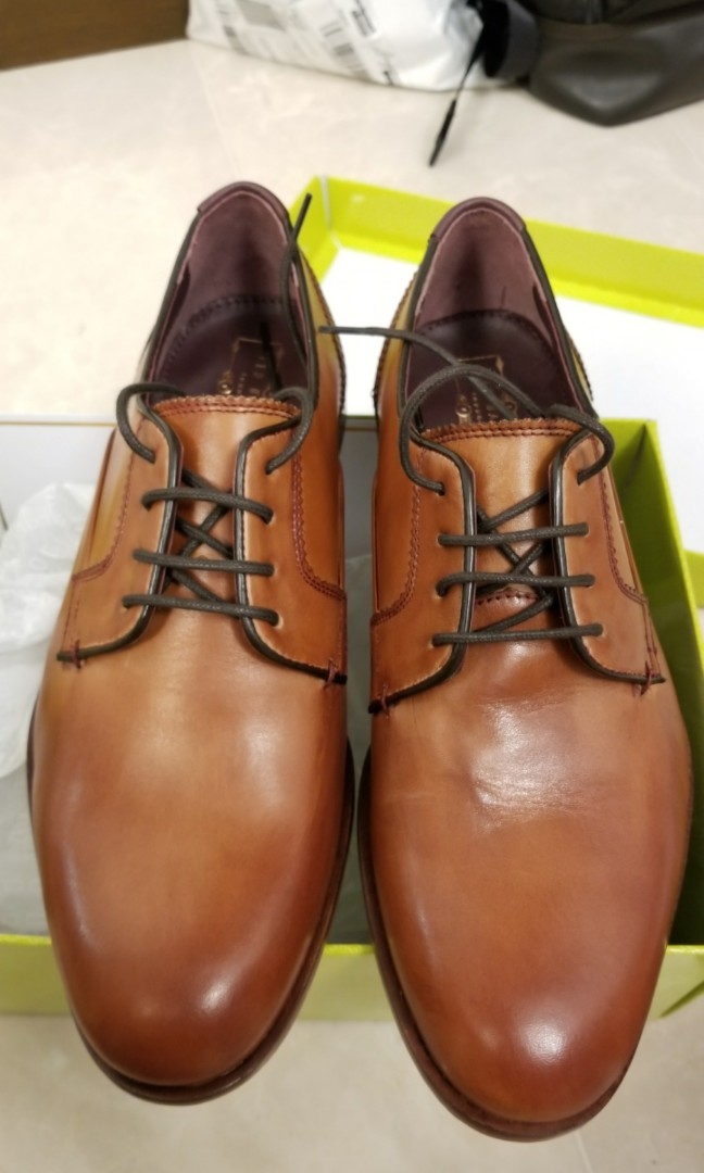 b696686df Ted Baker Smart Leather Shoes