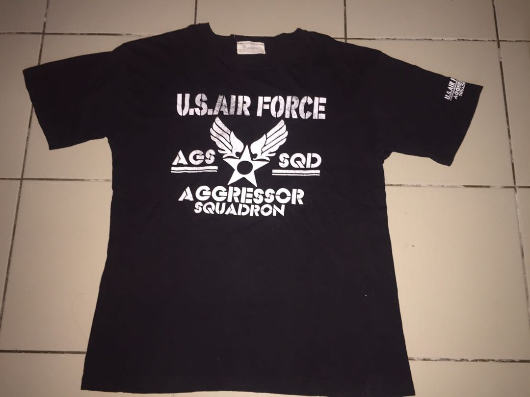 7271577d6d16 US AIR FORCE, Men's Fashion, Clothes, Tops on Carousell