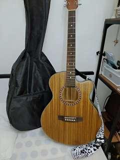 Acoustic Guitar 鋼線