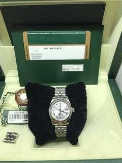 Rolex Lady Datejust 26mm Roman Dial