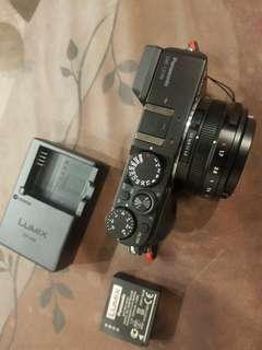 Panasonic LX 100 m4/3