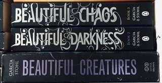 [INCL. POSTAGE] Beautiful Creatures Series | Garcia & Stohl #XMAS50