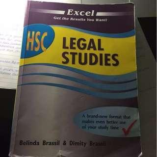 Legal studies Excel HSC