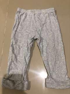 Carters stripes pants