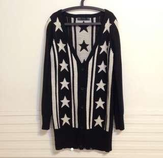 🚚 近新🔍Zara薄針織外套#十二月女裝半價