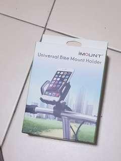 Handlebar mount for phone