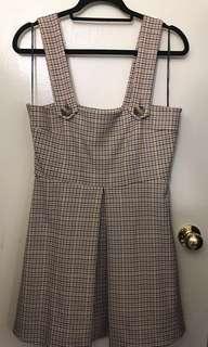[ZARA] Overall Skirt