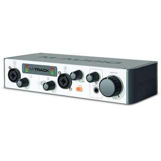 M audio M Track audio interface