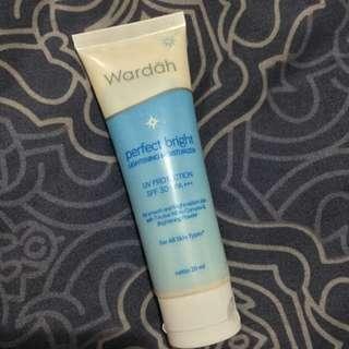 Wardah Perfect Bright Moisturizer UV Protection