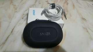 Anker ios lightning fast charge cable 1.8m