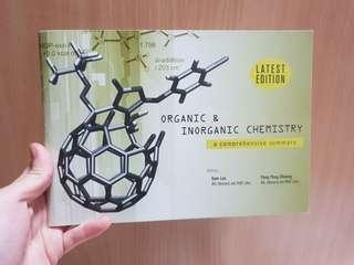 Organic & Inorganic Chemistry Comprehensive Summary