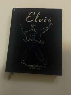 Elvis 🕺🏼 commemoratives edition book